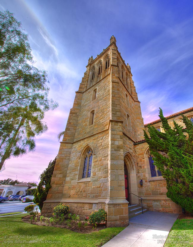Trinity Episcopal Church, Santa Barbara