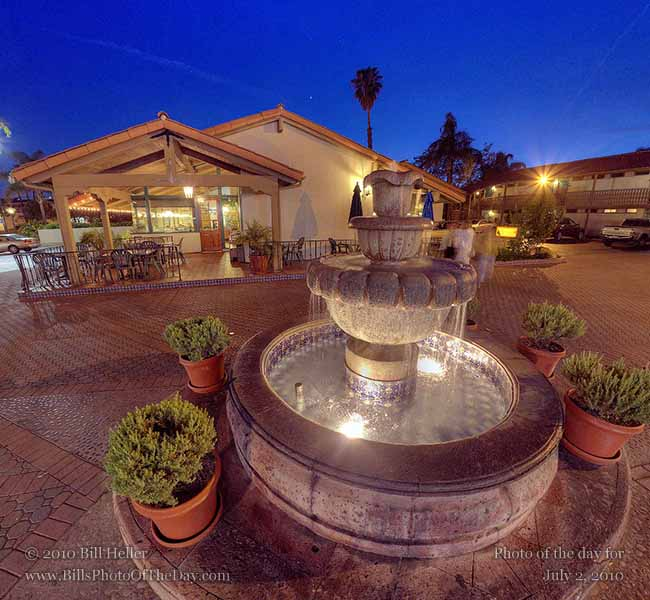 360° view of The Pepper Tree Inn, Santa Barbara, CA