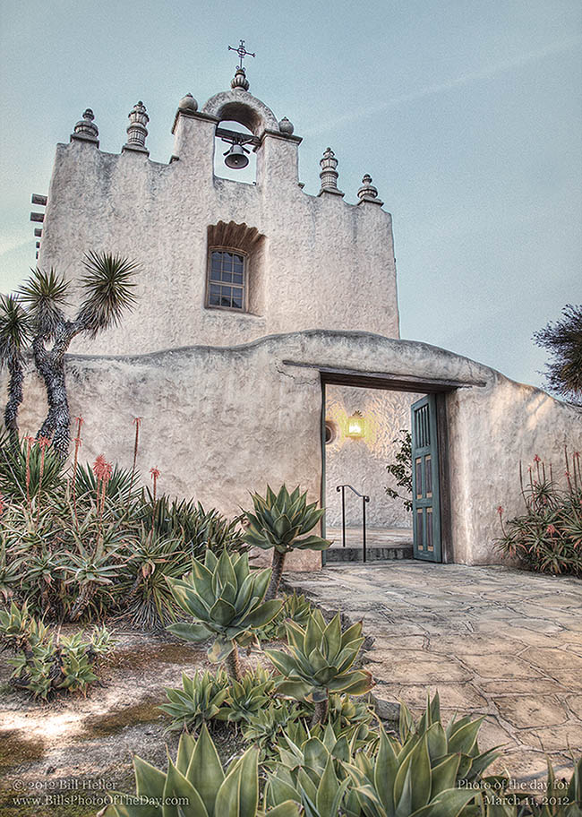 Our Lady of Mount Carmel Church, Montecito, California