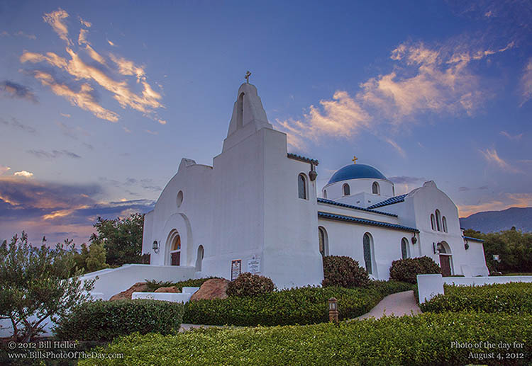 Santa Barbara Greek Orthodox Church