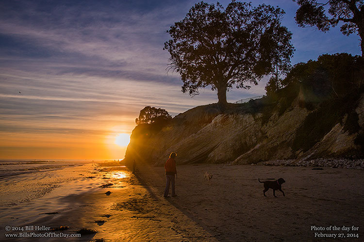 Shoreline Park, Santa Barbara, California