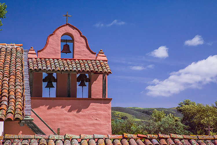 La Purisima Mission Bells