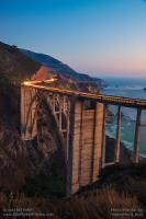 Wednesday, September 9, 2015 - Bixby Creek Bridge Twilight