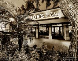 Thursday, December 3, 2015 - Joe's Cafe Sepia
