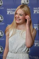 Sunday, December 8, 2019 - Elle Fanning Laughing
